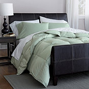 White Bay® Supersize or Oversized Goose Down Comforter