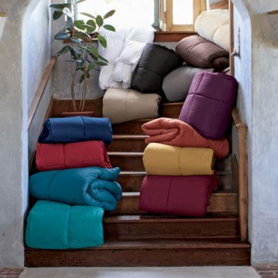 LaCrosse® Primaloft® / Down Comforter / Sham