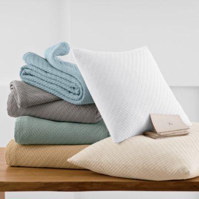 Organic Cotton Woven Blanket