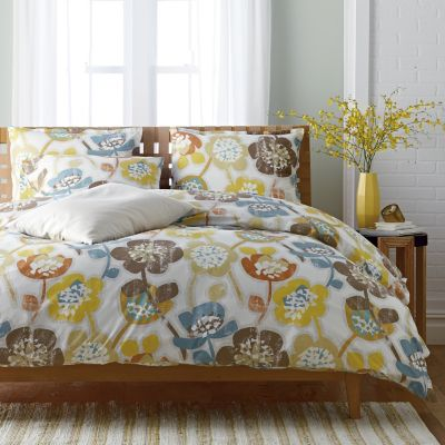LoftHome by The Company Store® Austin Floral Duvet Cover