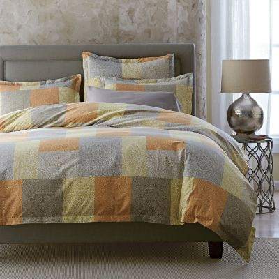 Piazza Wrinkle-Free Sateen Duvet Cover