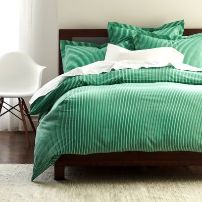 Hyannis Stripe Percale Bedding
