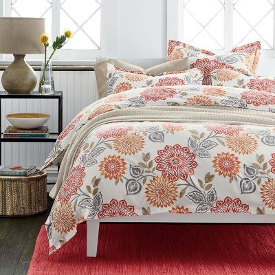 Felicity Wrinkle-Free Sateen Bedding