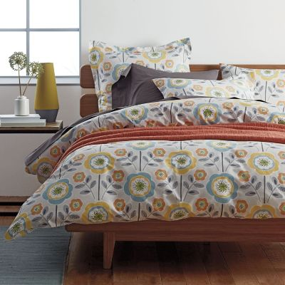 Caley Percale Duvet Cover / Sham