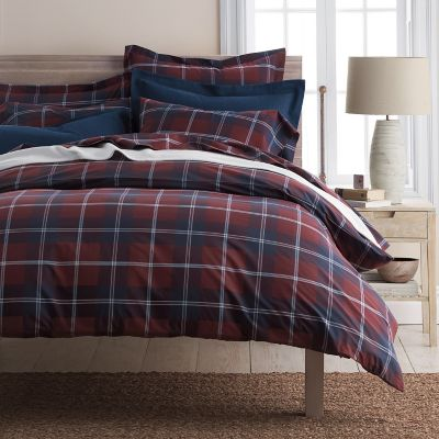 Cumberland Yarn-Dyed Plaid Duvet Cover / Sham