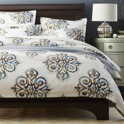 Legends® Marcella 400 Thread-Count Sateen Duvet Cover / Sham