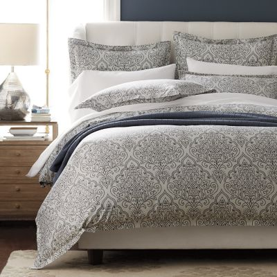 Legends® Grand Paisley 400-Thread Count Sateen Duvet Cover / Sham