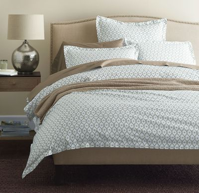 Legends® Arbor Mocha Sateen Bedding