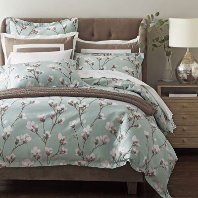 Legends® Cynthia Blossom Sateen Duvet Cover / Sham