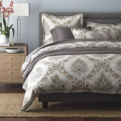 Legends® Raleigh Damask Sateen Duvet Cover / Sham