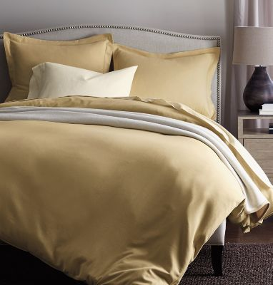Velvet Flannel Solid Duvet Cover