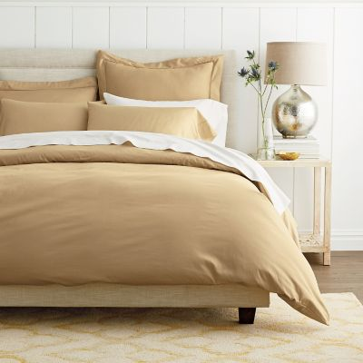 Classic Solid Sateen Bedding