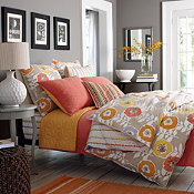 Lofthome By The Company Store® Sunnyside Reversible Duvet Cover and Sham