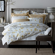 Elyse Wrinkle-Free Duvet Cover and Sham
