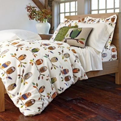 On A Limb Percale Sham