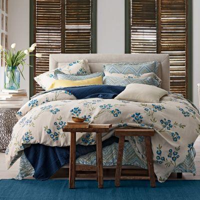 Canyon Floral Linen Bedding