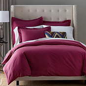 300-Thread Count Wrinkle-Free Sateen Duvet Cover and Sham