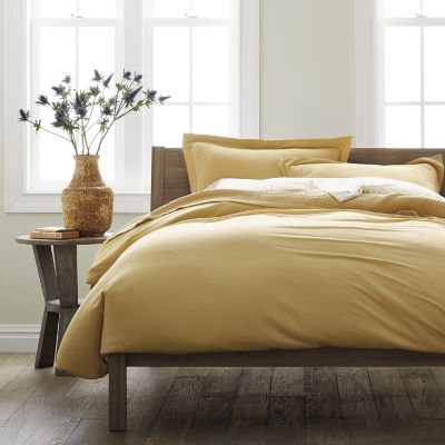 Organic Cotton Jersey Duvet Cover