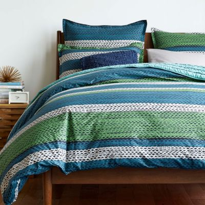 LoftHome by The Company Store® Stripe Duvet Cover