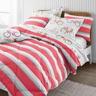 St. Tropez® Schooner Stripe TCS® Down Comforter