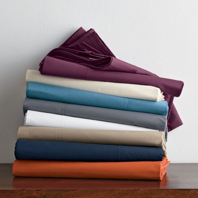 400-Thread Count Supima® Percale Extra Deep Sheets