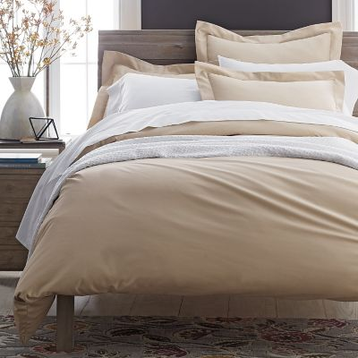 450-Thread Count Wrinkle-Free Solid Sateen Bedding