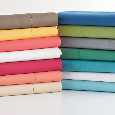 Company Cotton® Solid Sham