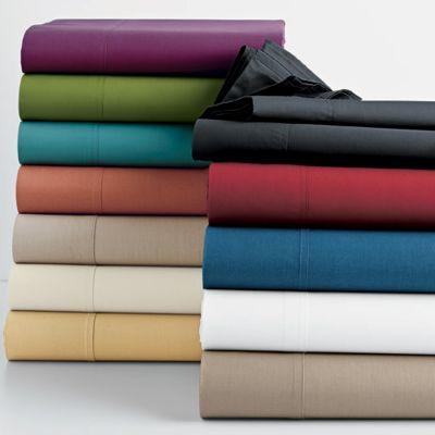 Company Cotton® Solid Pillowcases