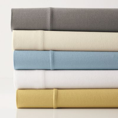 Organic Cotton Jersey Bedding