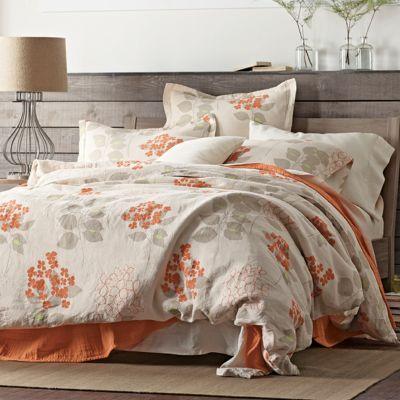 Connor Leaf Linen Bedding
