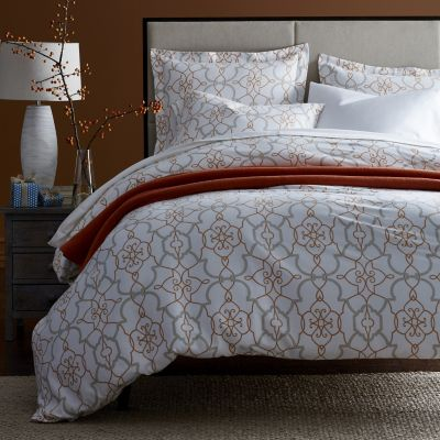 Venezia 6-Oz. Sateen Flannel Duvet Cover / Sham