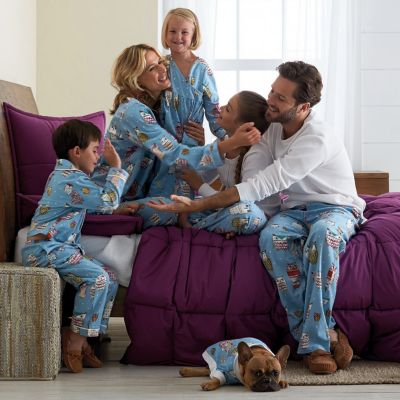 Starry Night  Family Pajamas