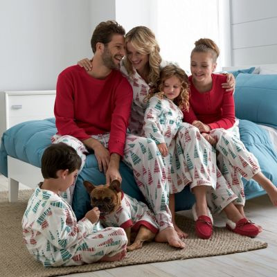Holiday Forest Family  Pajamas
