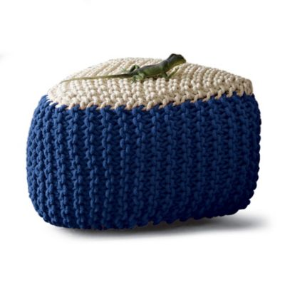 Triangle Rope Pouf