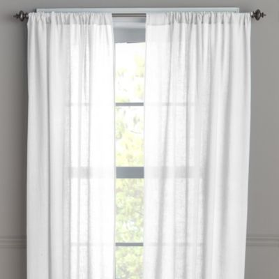 Linen Window Panels