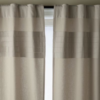 Cotton Duck Window Panels