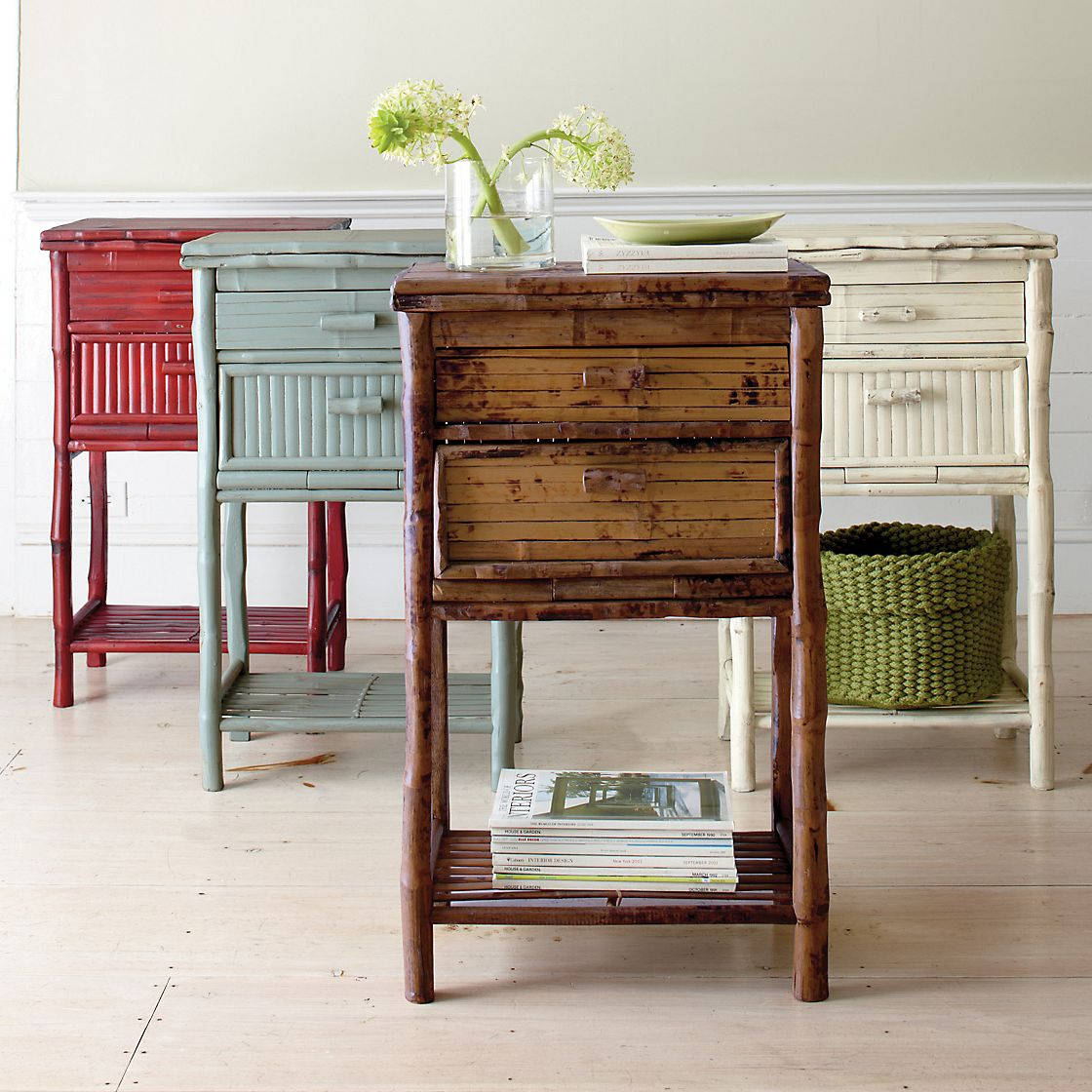 Sites tcs site for Rattan side tables living room