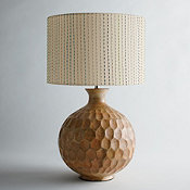 Mango Wood Lamp Base