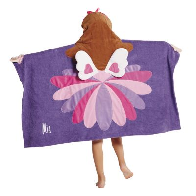 Ballerina Hooded Towels