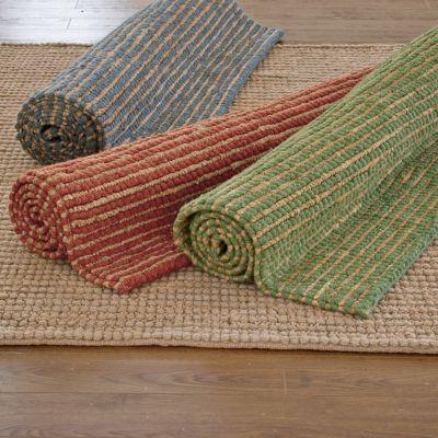 Jute/Wool Loop Rug