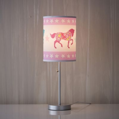 Horse Show Lamp