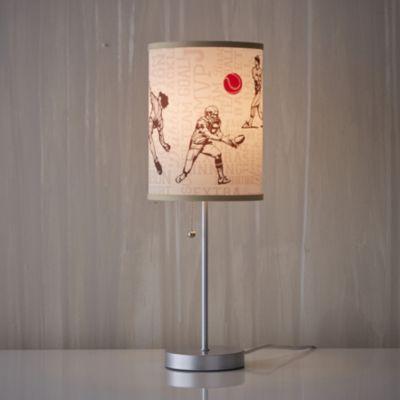 Sports Team Lamp