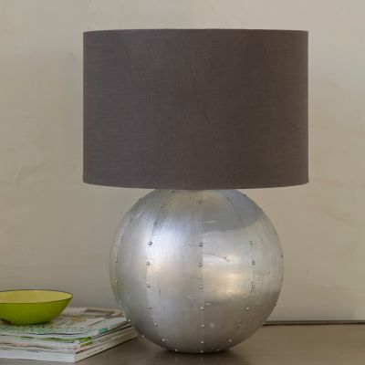 Empire Table Lamp Base and Lamp Shade