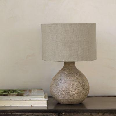 Camden Round Lamp Base