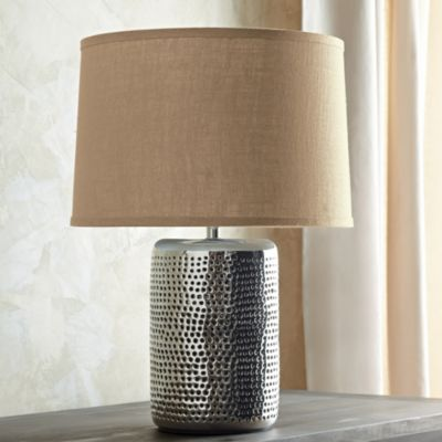 Kashmir Pierced Cylinder Table Lamp Base