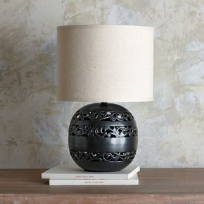 Pearce Table Lamp with Shade