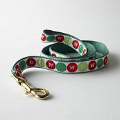 Festive Dog Leashes - Bow Wow