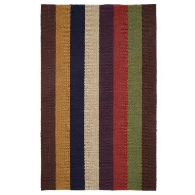 Manchester Stripe Rug / Rug Comfort Grip