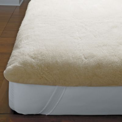 Imperial Wool Mattress Pad