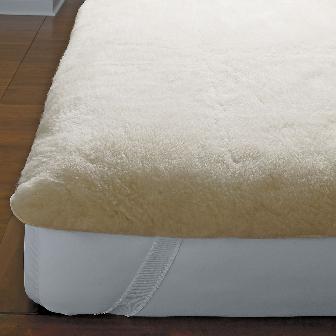 imperial wool mattress pad the company store